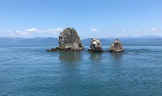 沖の白石1