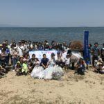 0525琵琶湖クリーニングクラブ集合