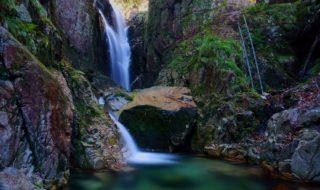 八ツ渕の滝